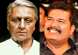 Shankar includes Kamal as one of the reasons for 'Indian 2' delay in court