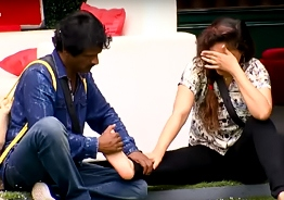 Tough tasks hurt Losliya and Sherin in Bigg Boss 3!