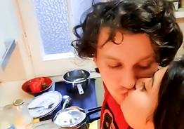 Shriya's latest kiss video with husband turns viral!
