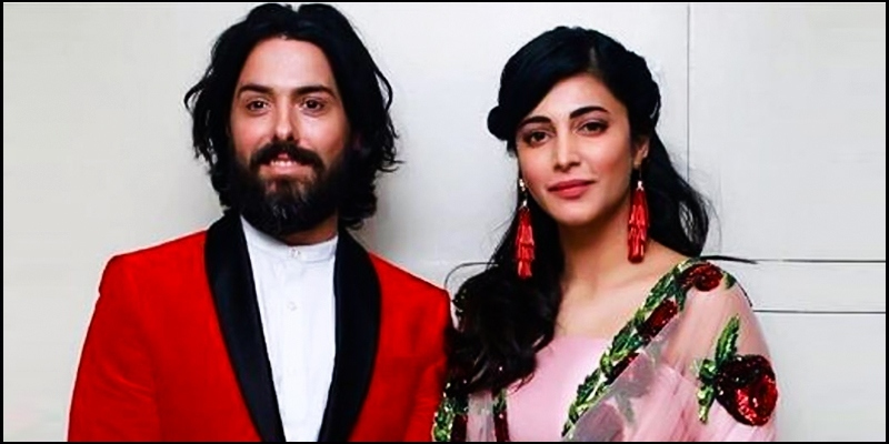 Shruti Haasan and Michael Corsale call it quits!