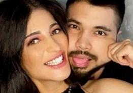 Look how Shruti Haasan spends her evening with her boyfriend!