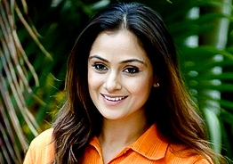 Simran's official statement on acting in Chandramukhi 2!