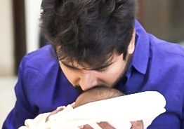 Sivakarthikeyan reveals the name of his new born son with first cute photo