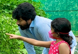 Sivakarthikeyan shares a lockdown video of unseen side of his life for the first time