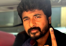 Sivakarthikeyan's vote lands officer in trouble
