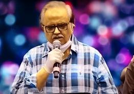 SP Balasubrahmanyam's memorable, sensible speech after final live performance!