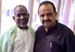 Legends Ilaiyaraja and SPB reunite!