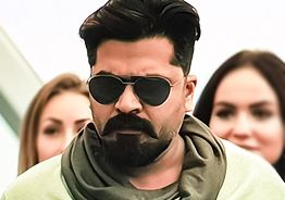 Simbu fans angry reaction to Red Card news