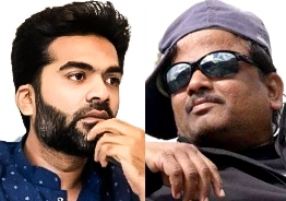 Simbu's unseen stills from the late K.V. Anand's movie go viral