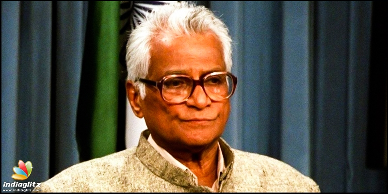 Former Defence Minister Breathes His Last at 88 — George Fernandes Dies