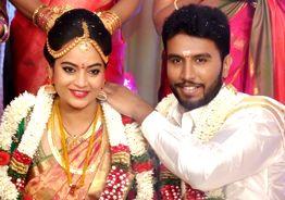 Suja Varunee gets married