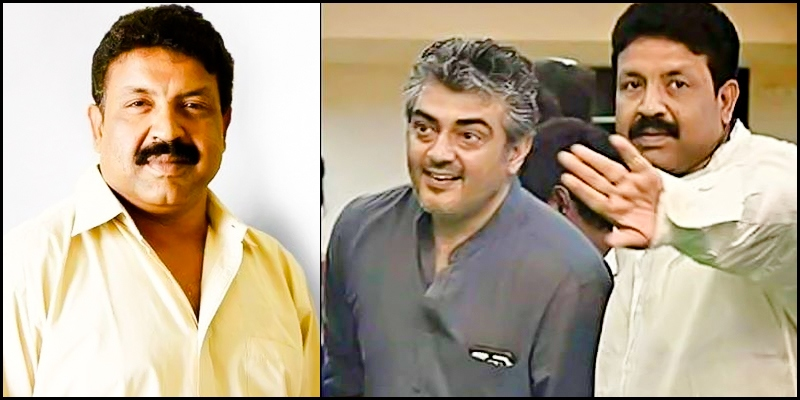 Raid in Thala Ajith's house? - Manager Suresh Chandra clarifies - Tamil  News - IndiaGlitz.com