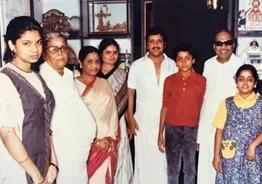 Rare photos of young Suriya and Karthi with Kalaignar Karunanidhi turn viral!