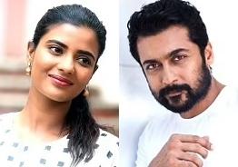 Breaking ! Aishwarya Rajesh is the heroine of Suriya's next mega film