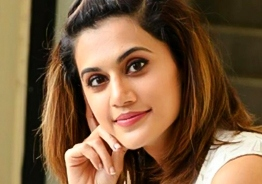 Tapsee Pannu breaks the secret behind new tattoo on her body