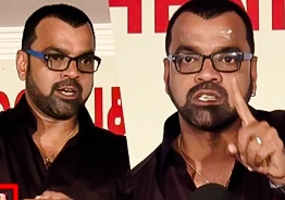 Thaadi Balaji once again makes shocking allegations against his wife Nithya