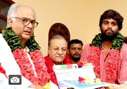 'Thala Ajith 59' New Movie Pooja Photos