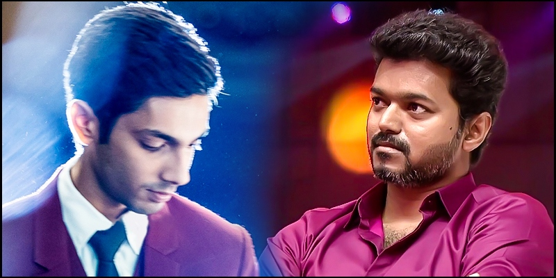 Anirudh springs huge surprise at the Master audio launch