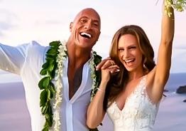 Dwayne The Rock Johnson gets married