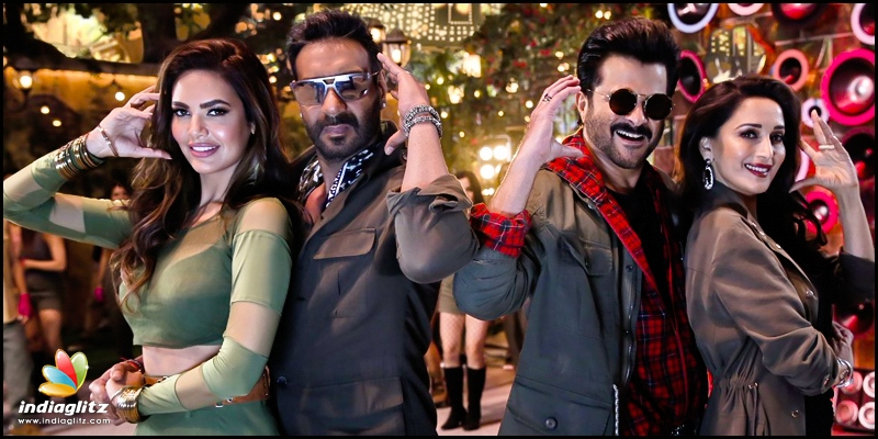 New Party Song Alert! The 3rd Song from 'Total Dhamaal' 'Speaker