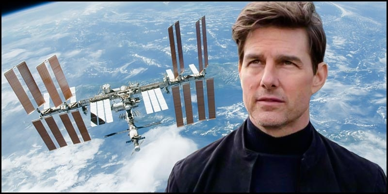 Tom Cruise and NASA team up for movie in outer space! - News ...