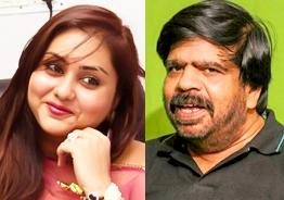 Whoa! T. Rajendhar and Namitha to play lovers?