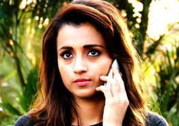 Trisha's shocking warning to her fans