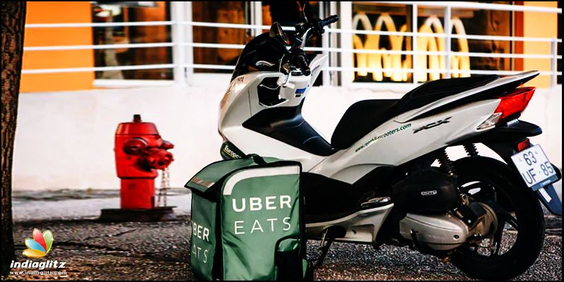 Man receives soiled underwear along with food order from