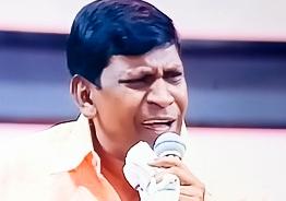 Vadivelu's fiery speech at 'Kamal 60' wins the crowd