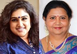 Vanitha's sharp reply to Kutty Padmini's advise about kids!