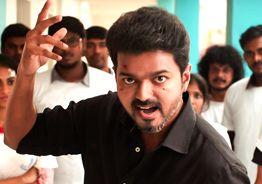 Announcing his Politics ! Thalapathy Vijay's 'Sarkar' teaser review