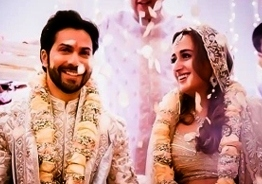 Young Bollywood hero gets married to longtime girlfriend!