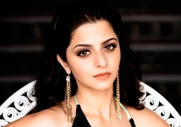 Vedhika's next is a bilingual!