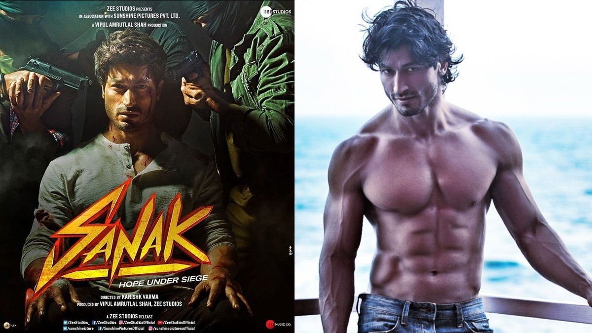 Vidyut Jamwal announces his next film. Check out the first look