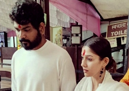 Look what Nayanthara and Vignesh Shivan did during Dussehra - Latest clicks go viral