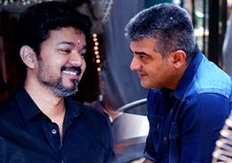 What happened when Vijay met Ajith? Bigil actor reveals