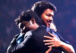 Thalapathy Vijay's sudden meeting with Atlee causes huge sensation in Kollywood