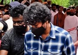 Actor Vijay pays his last respects to SP Balasubrahmanyam!