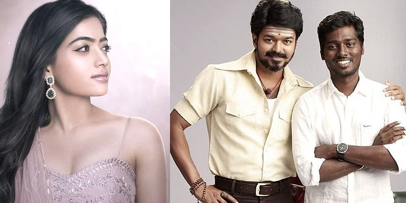 Vijay's pair in 'Thalapathy 63'? - heroine reacts - Tamil News