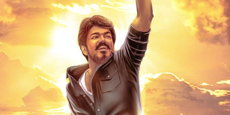 Thalapathy Vijay's next film with Atlee titled 'Bigil'