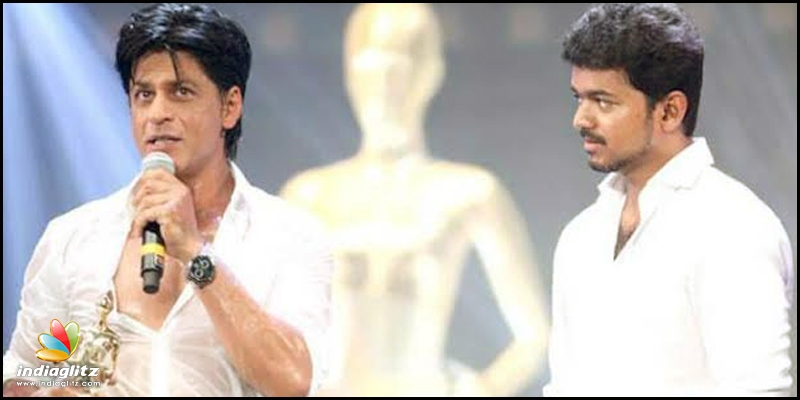 Shahrukh Khan in Vijay's Thalapathy 63? - Tamil News - IndiaGlitz com