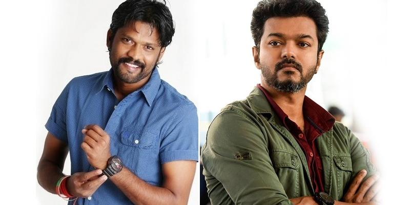 Vijay is a single take actor, says villain! - News