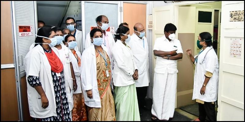 Image result for tn hospitals corona