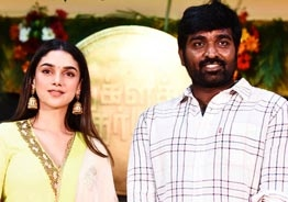 Aditi Rao Hydari replaced by this heroine in Vijay Sethupathi's next!