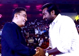 Massive! Vijay Sethupathi gives a hot update on uniting with Kamal Haasan