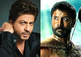 Vikram's Mahavir Karna's connection with Shah Rukh Khan