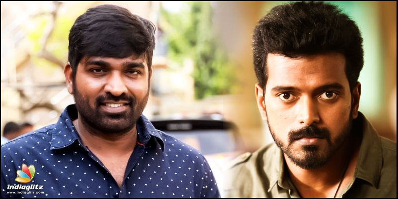 Vijay Sethupathi Writes Screenplay For Another Hero Telugu Movie
