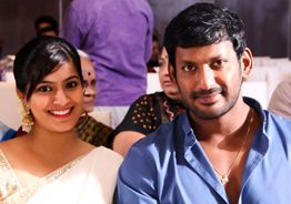 Varalakshmi reveals Vishal's excuse for postponing marriage