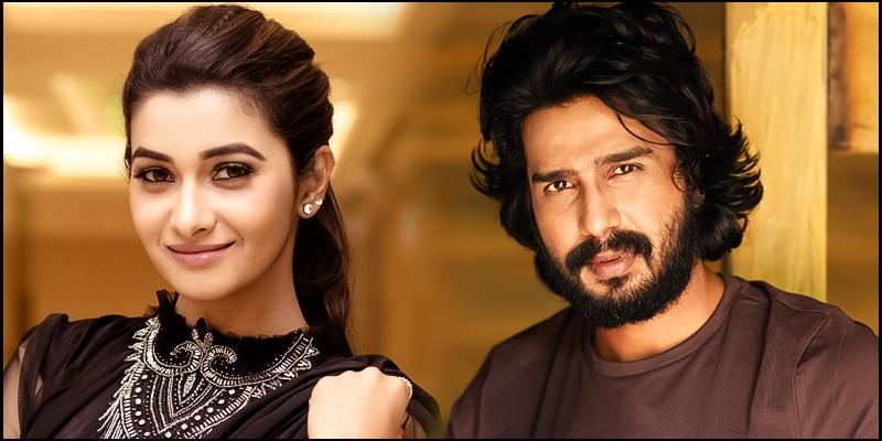 Vishnu Vishal teams with Indian 2 actress! - Tamil News