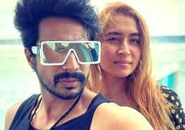Vishnu Vishal - Jwala Gutta romantic Maldives vacation photos viral!